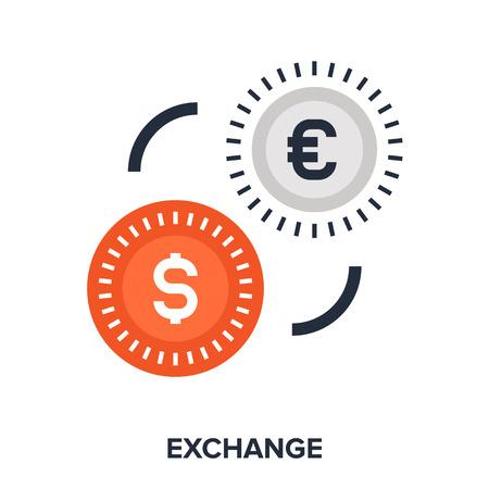 deposit: money exchange