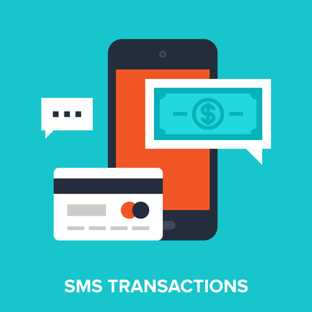 bank transfer: sms transactions