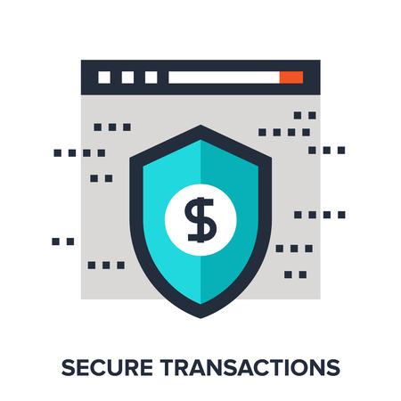transakcji: secure transactions