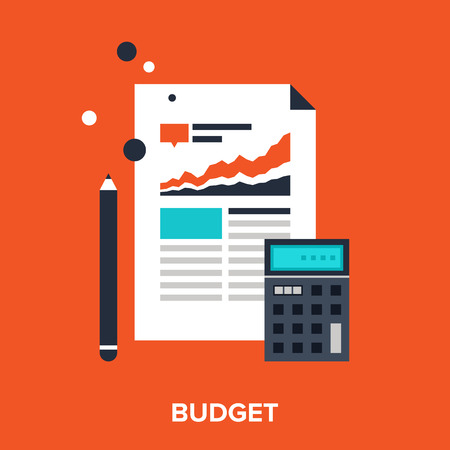 marketing icon: budget