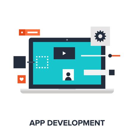 app development Stok Fotoğraf - 41507186
