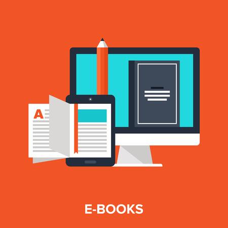 E-Bücher Standard-Bild - 41507188