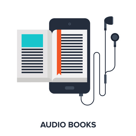reading books: audio books
