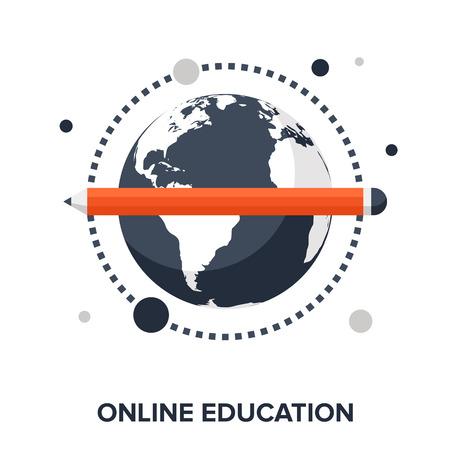 global: online education