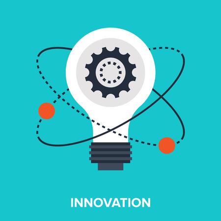 technology: inovação Ilustração