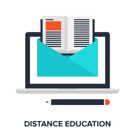 the distance: distance education