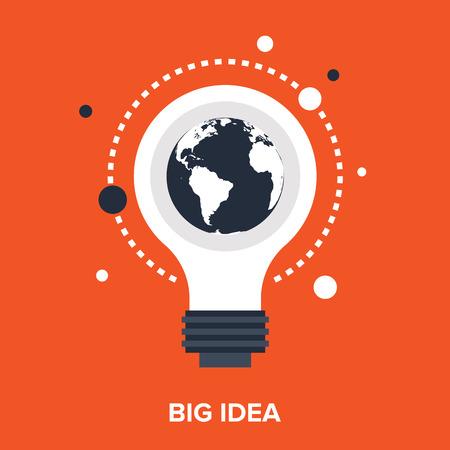 Große Idee Standard-Bild - 41507719