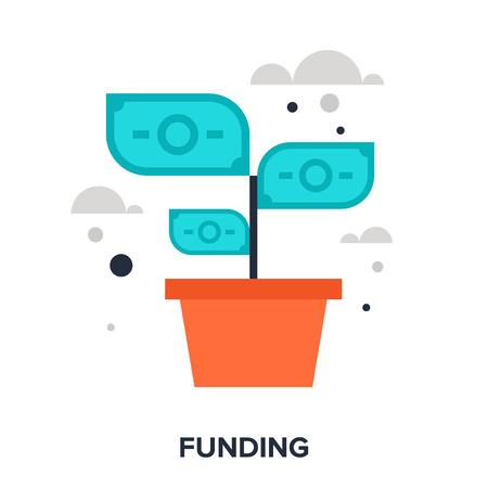funding: funding