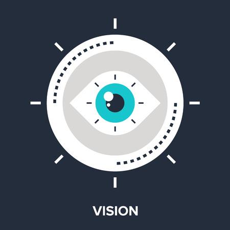 strategic vision Illustration