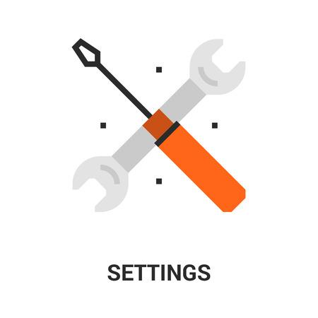 Moderne flache Linie Vektor-Illustration-Icon-Design-Konzept. Symbol für mobile und Web-Grafiken. Isoelektrisches Symbol, kreatives Konzept. Einfache und saubere flache Linie Piktogramm