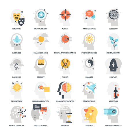 relationships human: Human Psychology Icons
