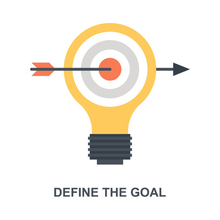 Define the Goal icon concept