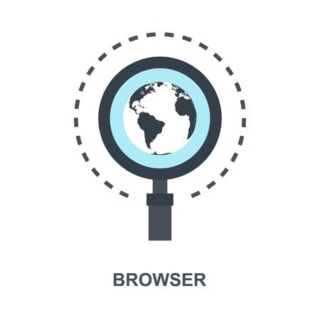 Browser icon concept