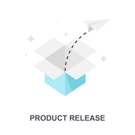 Product Release icon concept