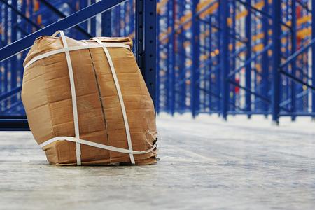 verlorene Paket