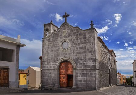 The Sanctuary of the Santo Hermano Pedro is located in the town of Vilaflor, Tenerife, Canary Islands, Spain and dedicated to Peter of Saint Joseph Betancur, the first Saint of the Canary Islands.