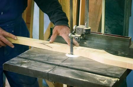 wood work Stock Photo