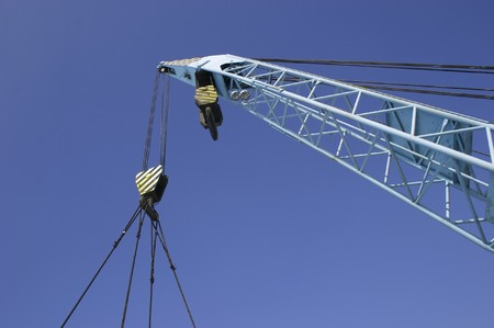jib of the lifting crane