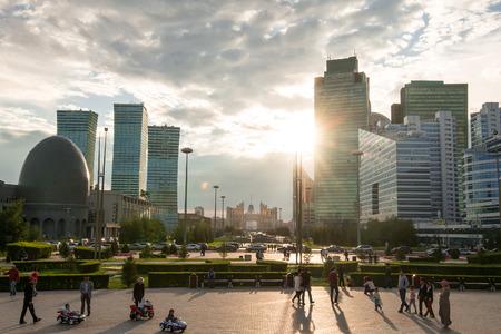 Astana Editorial