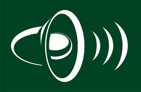 loud: Symbol or indicator Loud sound