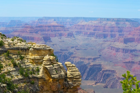 Beautiful Landscape of Grand Canyon 写真素材