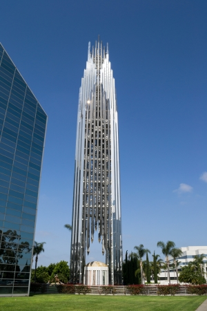 Crystal Cathedral in Garden Grove