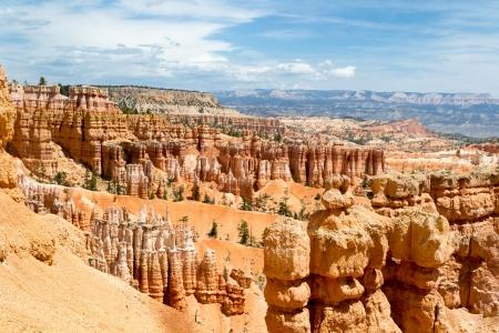 Beautiful Landscape of Bryce Canyon, Utah.