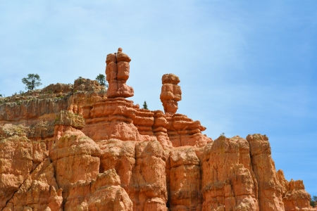 Red Canyon Area  in Bryce Canyon National Park, Utah