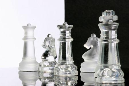 chess figures Stock Photo - 894662