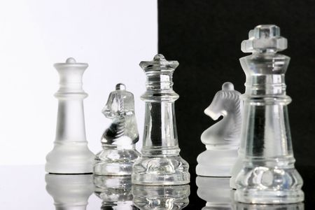 chess figures Stock Photo - 894662
