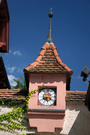 clocktower: small clocktower of the castle