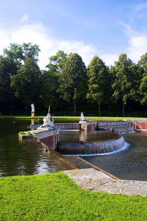 nymphenburg palace: Nymphenburg
