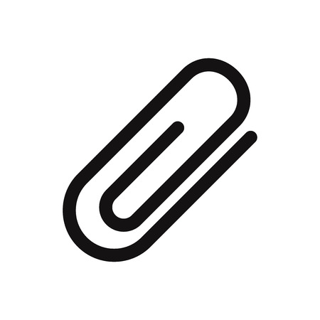 Attach vector icon