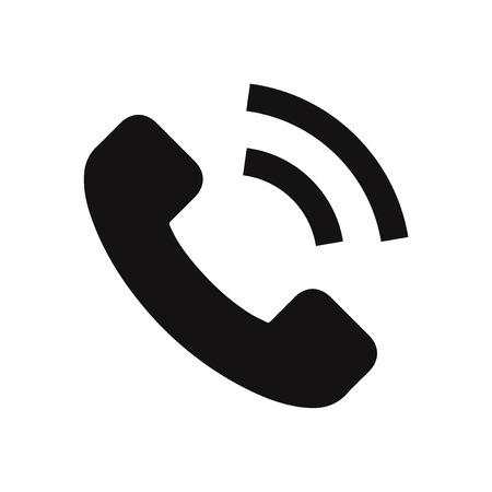 Call vector icon Ilustração