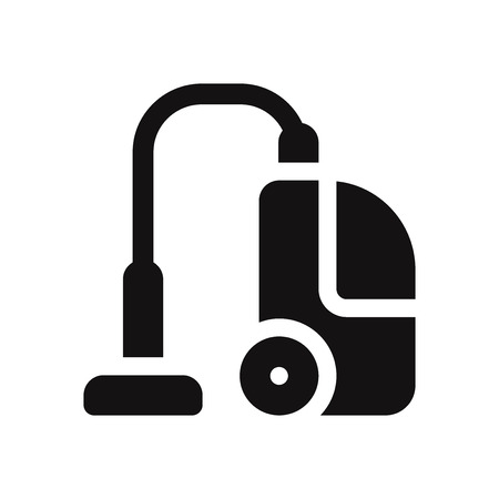 Vacuum cleaner vector icon 일러스트