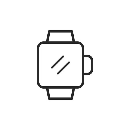 Smartwatch vector icon