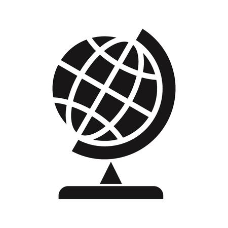 Globe icon vector Stockfoto - 122592520