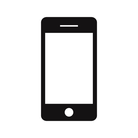 Phone icon vector. Smartphone,mobile phone symbol. 写真素材 - 122815585