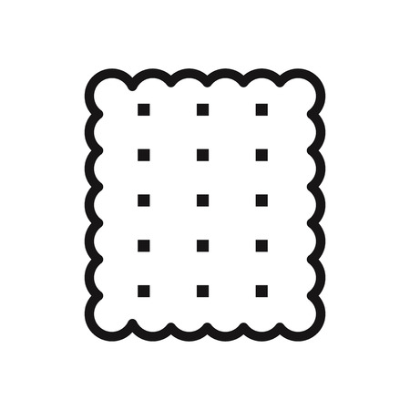 Cracker vector icon