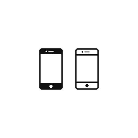 Smartphone icon vector. Mobile phone sign Stockfoto - 149471715