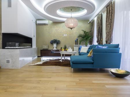iluminacion: Salón Interior