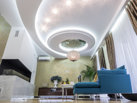 lightings: Living room interior