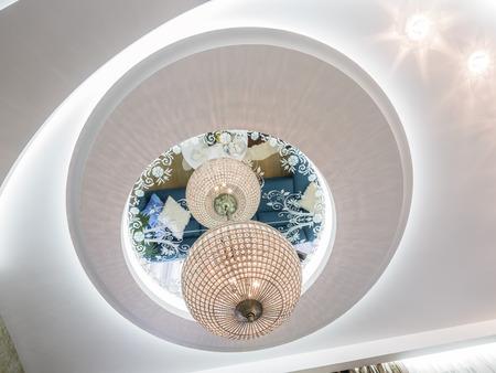 Gypsum ceiling design segment