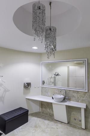 Bathroom interior design Stock Photo - 70300794