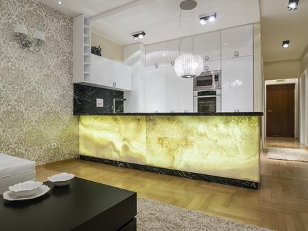 Apartment interior Stock Photo - 68989618