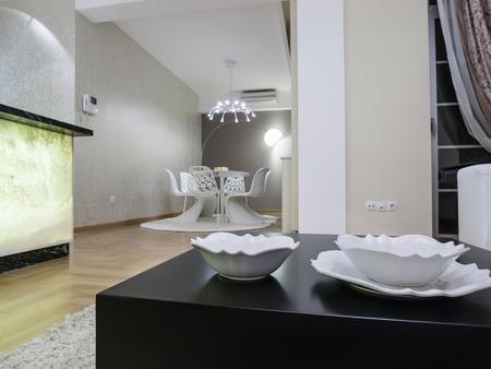 Apartment interior Stock Photo - 68989617