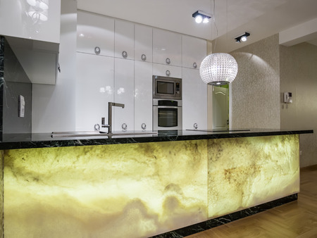 Kitchen design Stock Photo - 70300809