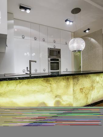 Kitchen design Stock Photo - 68989620