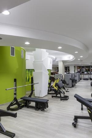 Gym interior Stock Photo - 70300816