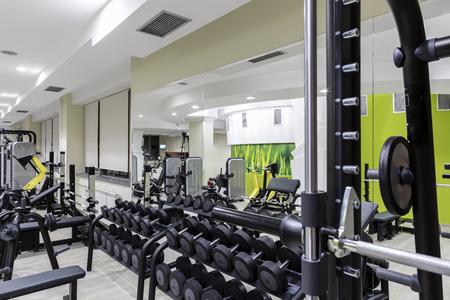 Gym interior Stock Photo - 70300819